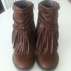 Shoes - Jellypop booties